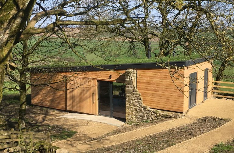 Bretton Hostel has a stunning purpose built eco studio available for hire or as part of your stay